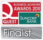 Business Achiever finalist 2012