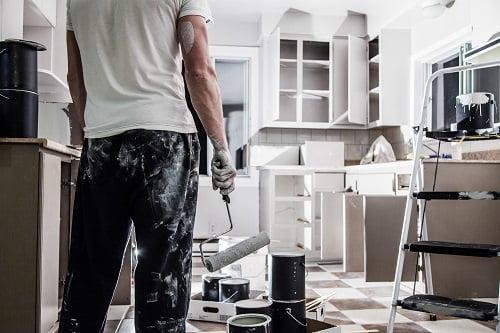 Renovating apartments for profit