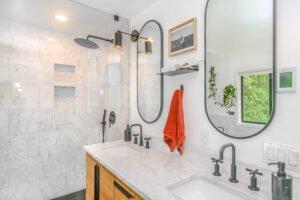 bathroom cement board